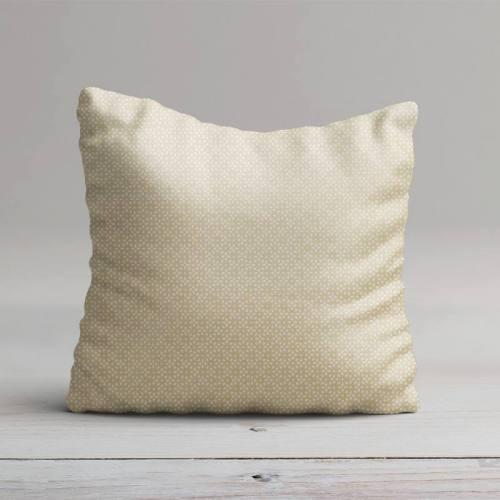 Coton beige fleur de grain de riz