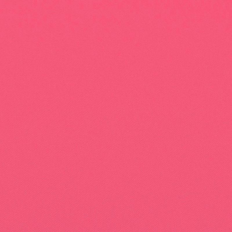 Burlington infroissable rose bonbon