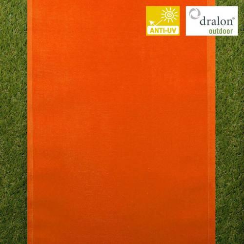 Toile transat orange