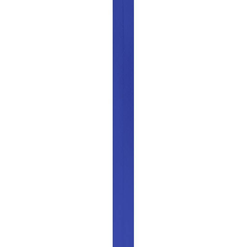 Bobine de biais 20mm 5m bleu indigo