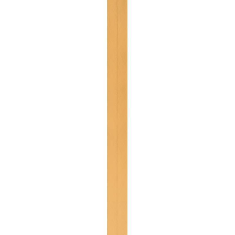 Bobine de biais 20mm 5m ocre