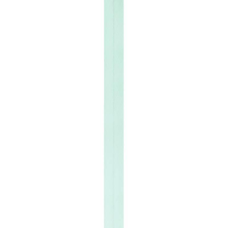 Bobine de biais 20mm 5m vert d'eau