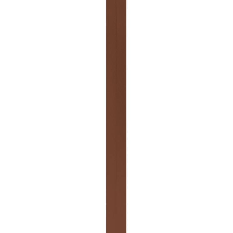 Bobine de biais 20mm 5m chocolat
