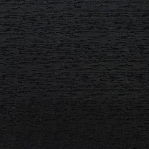 Satin asiatique noir relief