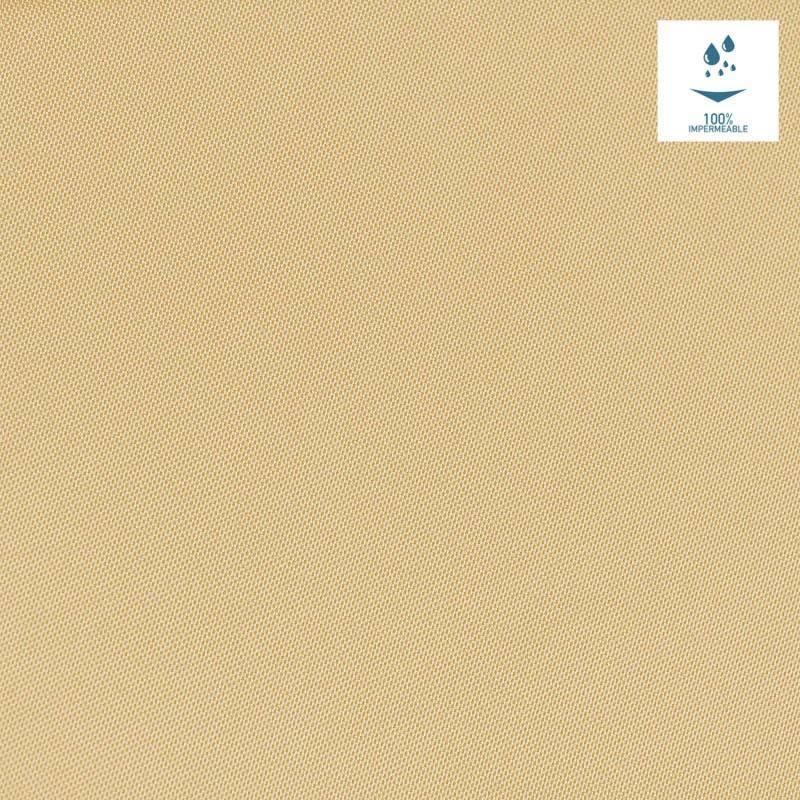 Tissu imperm able jet one sable pas cher tissus price for Tissu impermeable exterieur pas cher