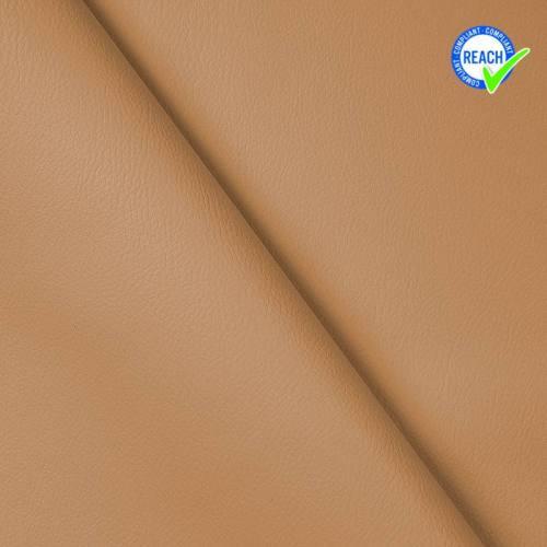 Simili cuir uni green sable