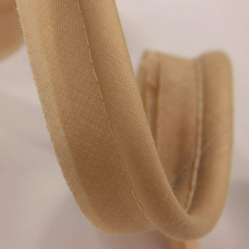 Passepoil beige 45 mm