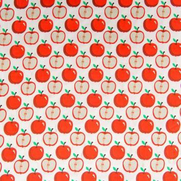Coton blanc pomme d'amour