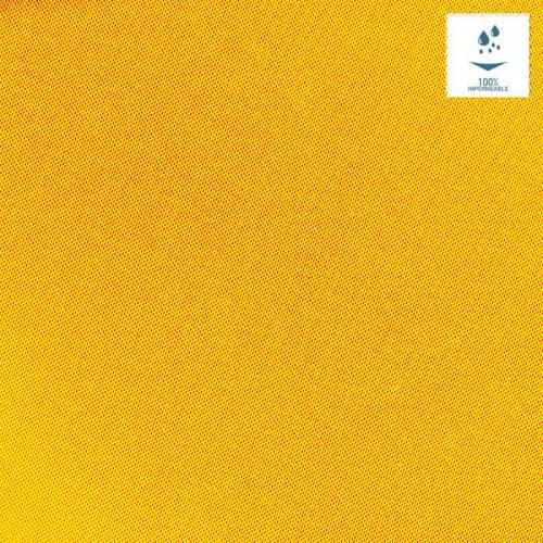 Tissu imperméable jet one jaune