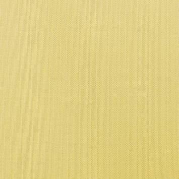 Toile polycoton aspect lin vert anis