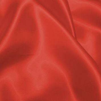 Satin uni rouge vermillon 90 gr