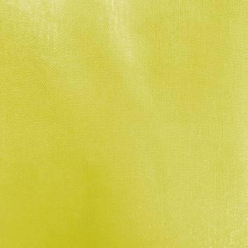 Simili cuir uni lisse vert anis