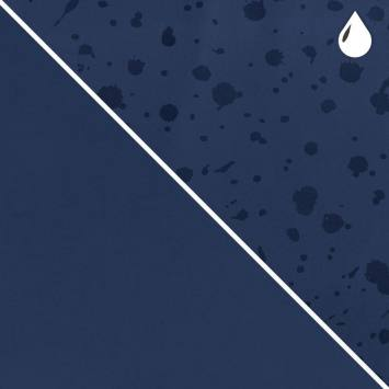 Tissu softshell magique bleu éclipse motif splash