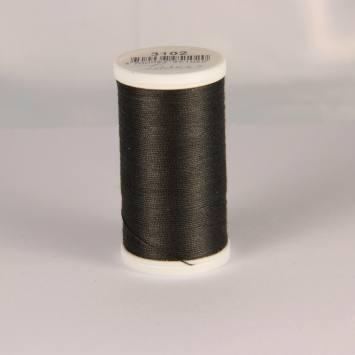 Fil coton laser gris 3102