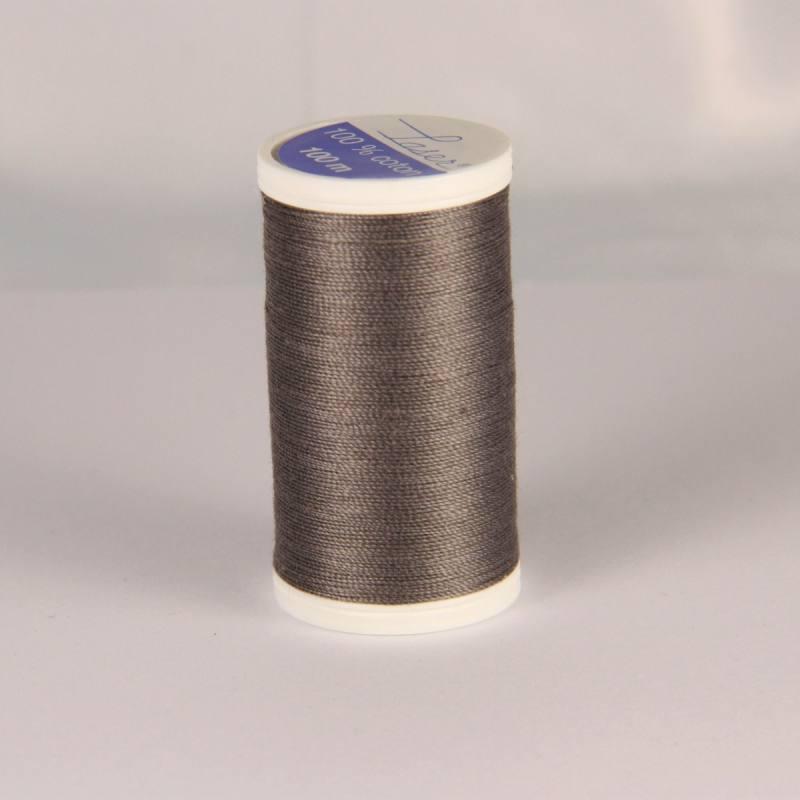 Fil coton laser gris 3112