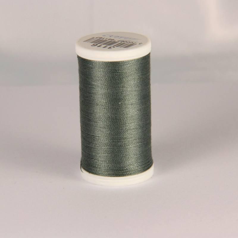 Fil coton laser gris 3116