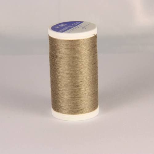 Fil coton laser taupe 3134