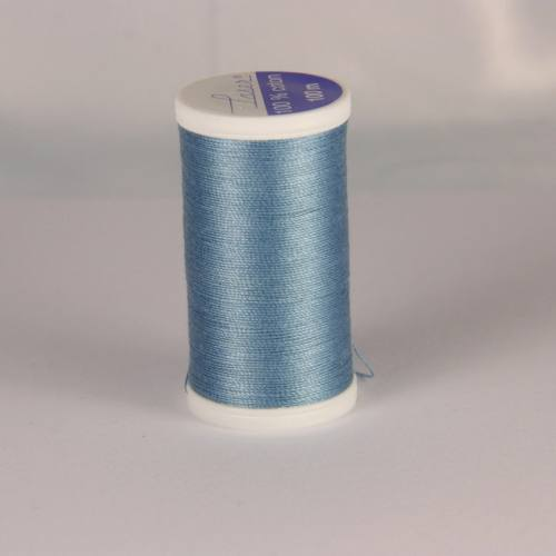 Fil coton laser bleu clair 3212