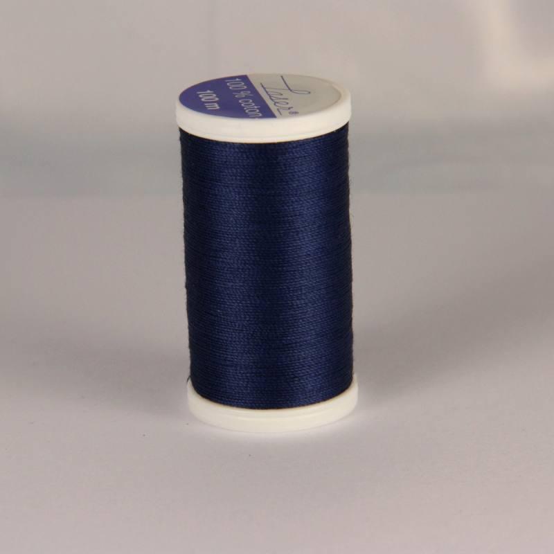 Fil coton laser bleu 3264