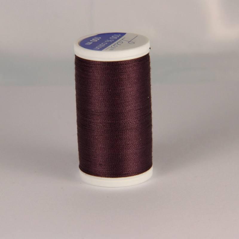 Fil coton laser violet 3300