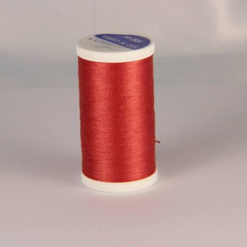Fil coton laser rouge 3402