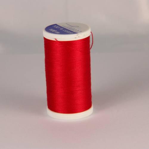 Fil coton laser rouge 3514