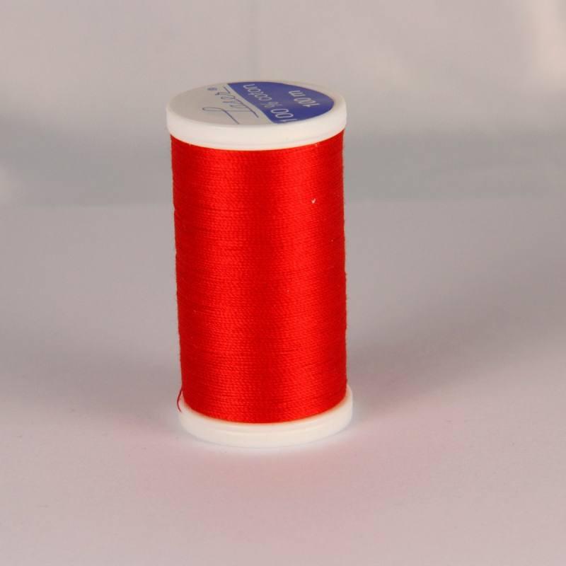Fil coton laser rouge 3516