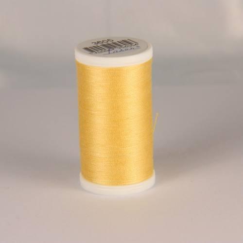 Fil coton laser jaune clair 3605
