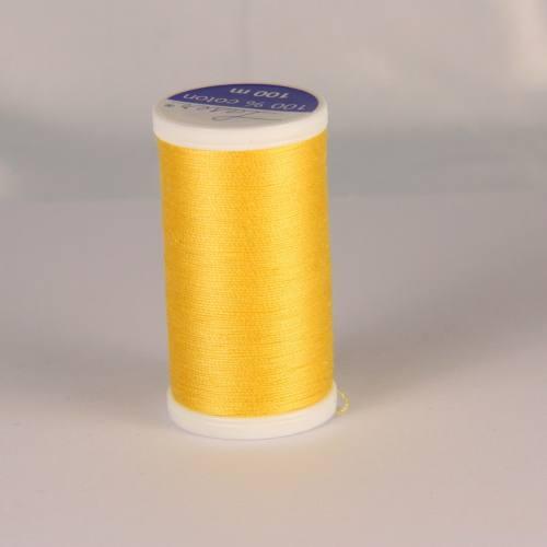 Fil coton laser jaune 3606
