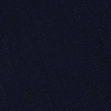coupon - Coupon 0.70m - Lin bleu marine