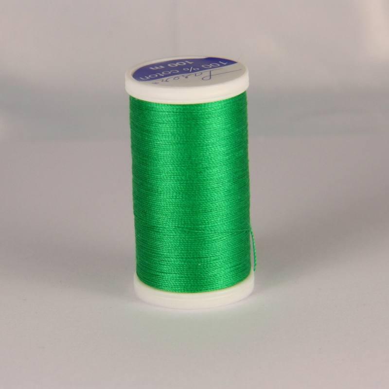 Fil coton laser vert 3704