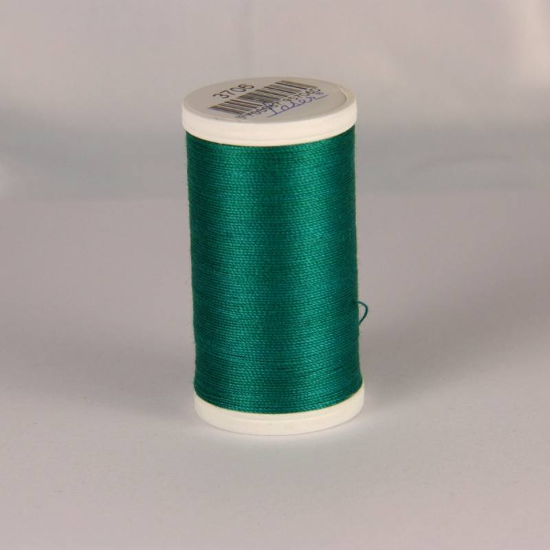 Fil coton laser vert 3706