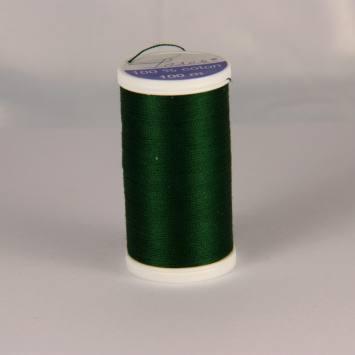 Fil coton laser vert forêt 3756