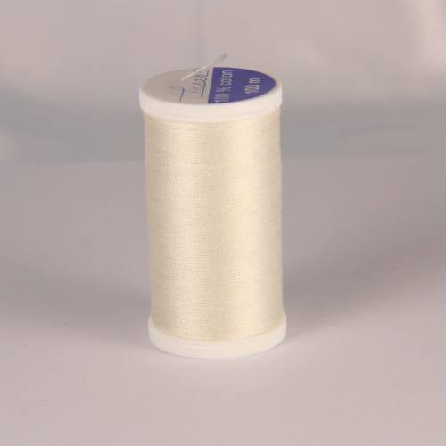 Fil coton laser crème 3800