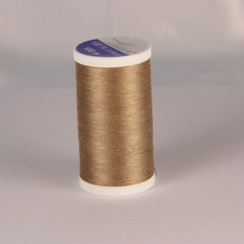 Fil coton laser beige 3810