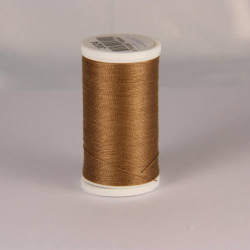 Fil coton laser marron clair 3824