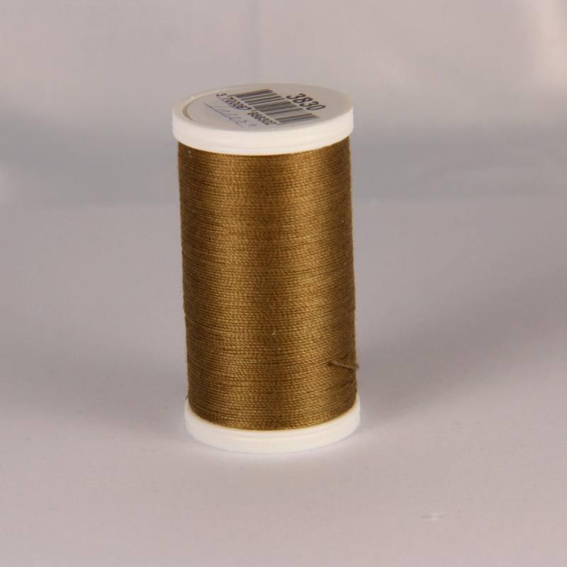 Fil coton laser marron clair 3830