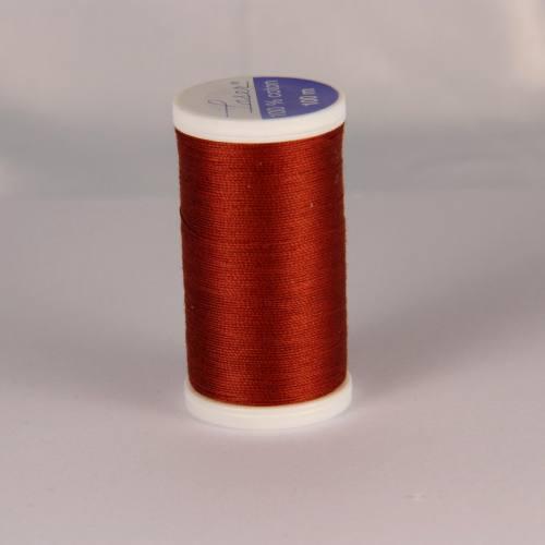 Fil coton laser bordeaux 3852