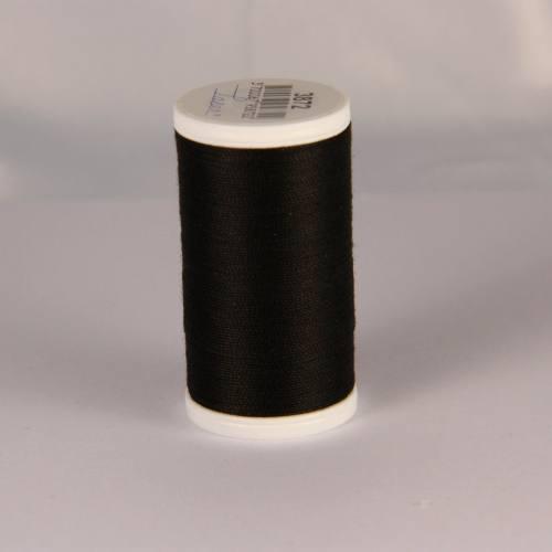 Fil coton laser marron foncé 3872