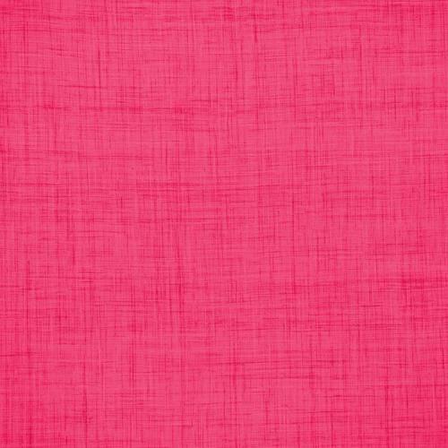 Coton aspect lin fuchsia