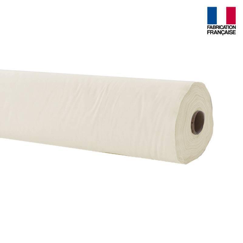 Rouleau 35m Toile coton ignifuge M1 écru