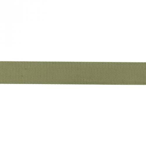 Sangle coton 40mm kaki
