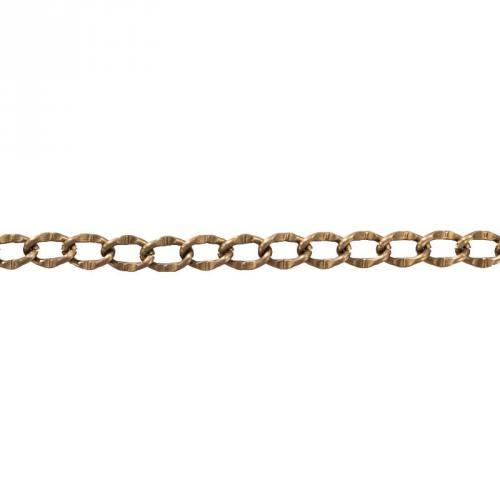 Chaine aluminium bronze 1,3cm