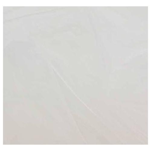 Rouleau 50m organza blanc