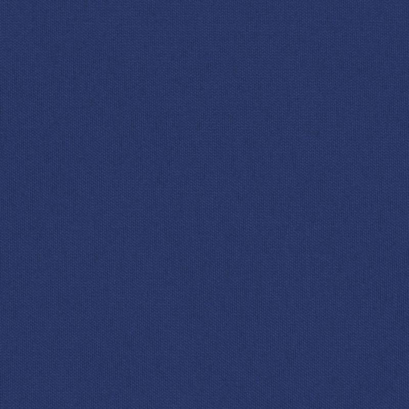 Rouleau 30m Toile ignifugée M1 permanent bleu marine