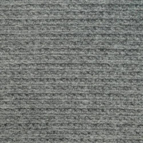 Tissu lainage gris tressé