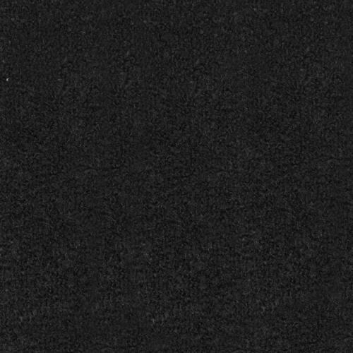 Tissu lainage noir effet non tissé