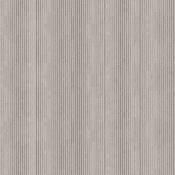 Velours côtelé milleraies gris