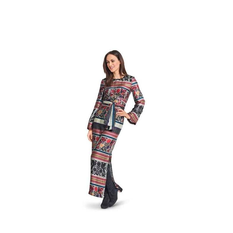 Patron Burda 6365 : Robe Taille 36-46