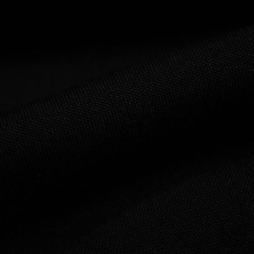 Rouleau 29m Burlington infroissable Oeko-tex noir